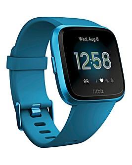 Fitbit Versa Lite Blue/Blue Aluminum