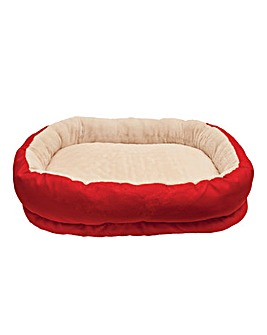 Rosewood Red Orthopaedic Bed 62cm