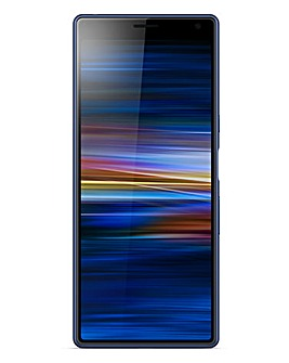 Sony Xperia 10 Navy+Free Sony Headphones