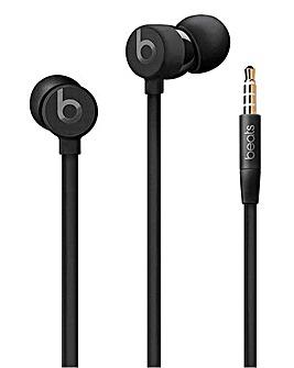 urBeats3 Earphones with 3.5 mm Plug - Black