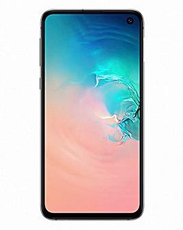 Samsung S10 e White 128GB