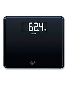Beurer Digital Bathroom Scale with XXL Display GS410 - Black