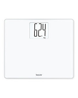 Beurer Extra Wide Digital Bathroom Scale with XXL Display GS340