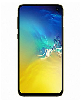 Samsung S10 e Yellow 128GB