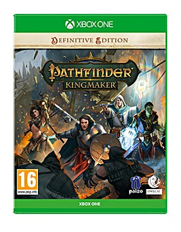 Pathfinder Kingmaker Definitive Ed Xbox