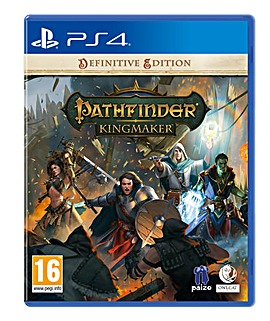 Pathfinder Kingmaker Definitive Ed PS4