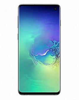 Samsung S10 + Green 128GB
