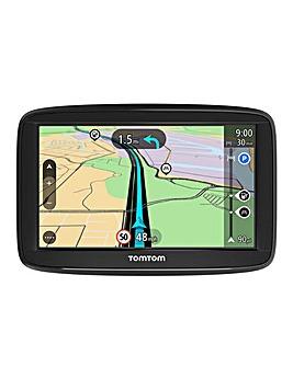 TomTom Start 52 (UK, Ireland Map)