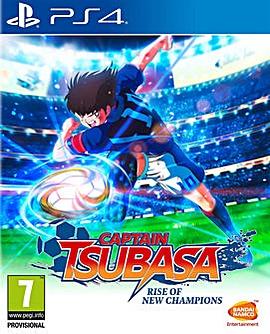 Captain Tsubasa New Champions PS4