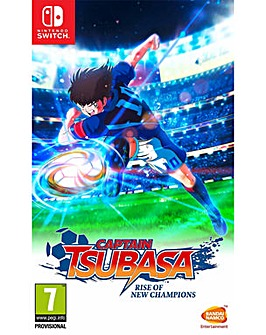Captain Tsubasa New Champions Switch