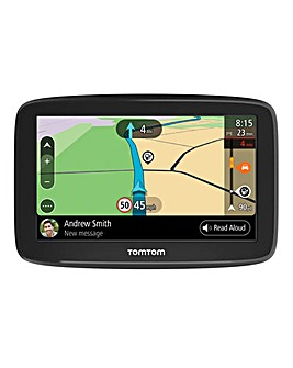 "TomTom Go Basic Wi-Fi (5"", Europe Map)"