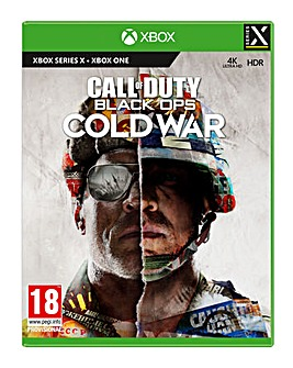 Call of Duty Cold War Xbox One Series X