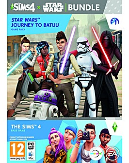 The Sims 4 Star Wars Bundle PC