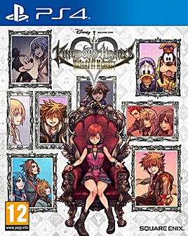 Kingdom Hearts Melody of Memory PS4