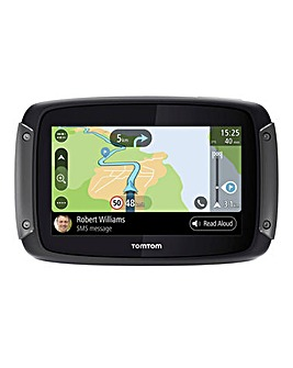 TomTom Rider 500 Sat Nav (Europe Map)