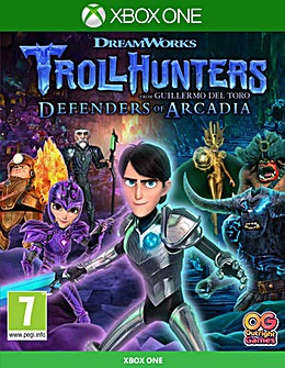 Troll Hunters Defenders of Arcadia Xbox
