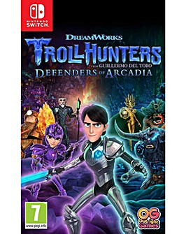 Troll Hunter Defenders of Arcadia Switch