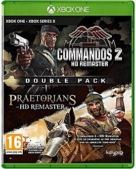 Commandos 2  Praetorians Xbox One