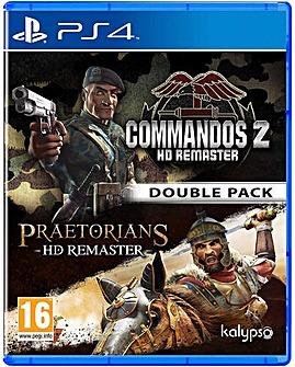Commandos 2  Praetorians PS4