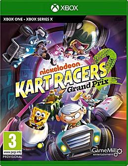 Nickelodeon Kart Racers 2 Xbox One