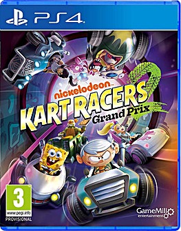 Nickelodeon Kart Racers 2 PS4
