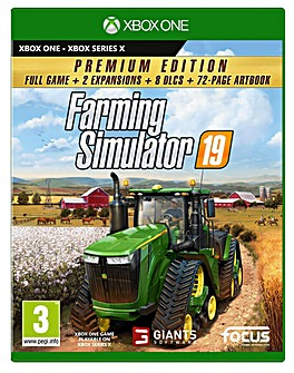 Farming Simulator 19 Premium Ed Xbox One