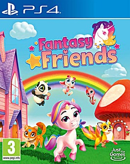 Fantasy Friends PS4