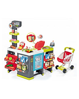 SMOBY Children's Maxi Market Playset