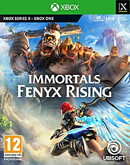 Immortals  Fenyx Rising Xbox Series X