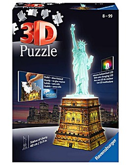 Statue of Liberty Night Edition 3D