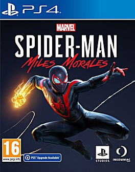 Marvels Spider-Man Miles Morales PS4