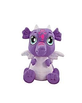 AniMagic My Cuddly Purple Dragon