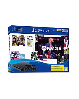 PS4 FIFA 21 Bundle with Extra Controller