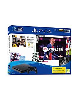 PS4 500GB FIFA 21 Bundle PS4