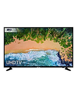 Samsung 55in Ultra HD HDR Smart 4K TV