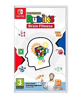 Professor Rubicks Brain Fitness Switch