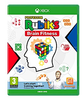 Professor Rubicks Brain Fitness Xbox