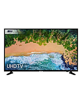 Samsung 65 inch Ultra HD HDR Smart 4K TV