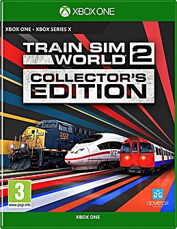 Train Sim World 2 Collectors Ed Xbox