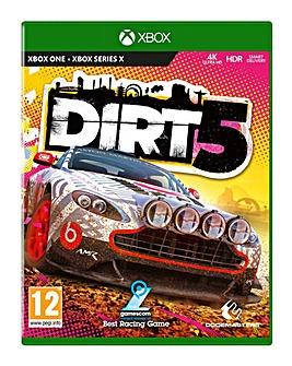 DIRT 5 Xbox Series X
