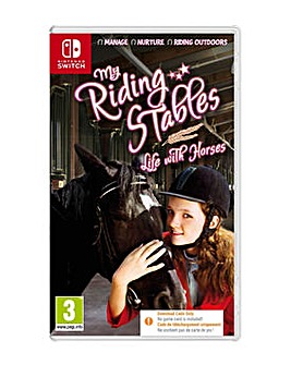 My Riding Stables Code in a Box Switch