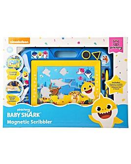 Baby Shark Medium Magnetic Scribbler - Sambro