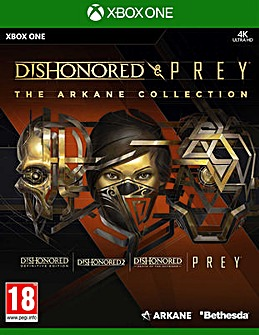 Dishonored  Prey Arkane Collection Xbox