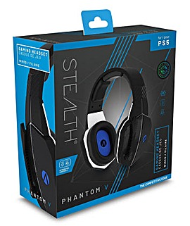 Stealth SP-Phantom V Stereo Headset PS5