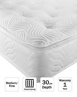 Airsprung Fiona 3000 Pocket Pillowtop Mattress