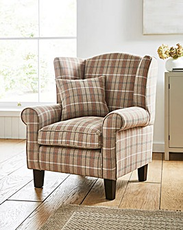 Bailey Tweed Accent Chair