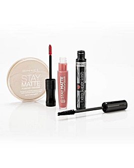Rimmel The Essentials Kit