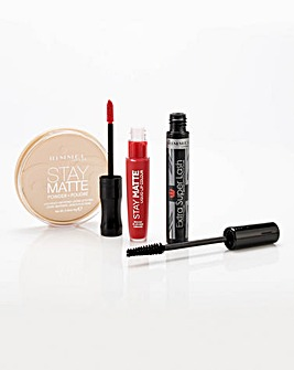Rimmel Not So Basic Kit