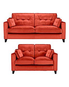 Sienna 3 Plus 2 Seater Sofa