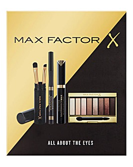 Max Factor All About The Eyes Set
